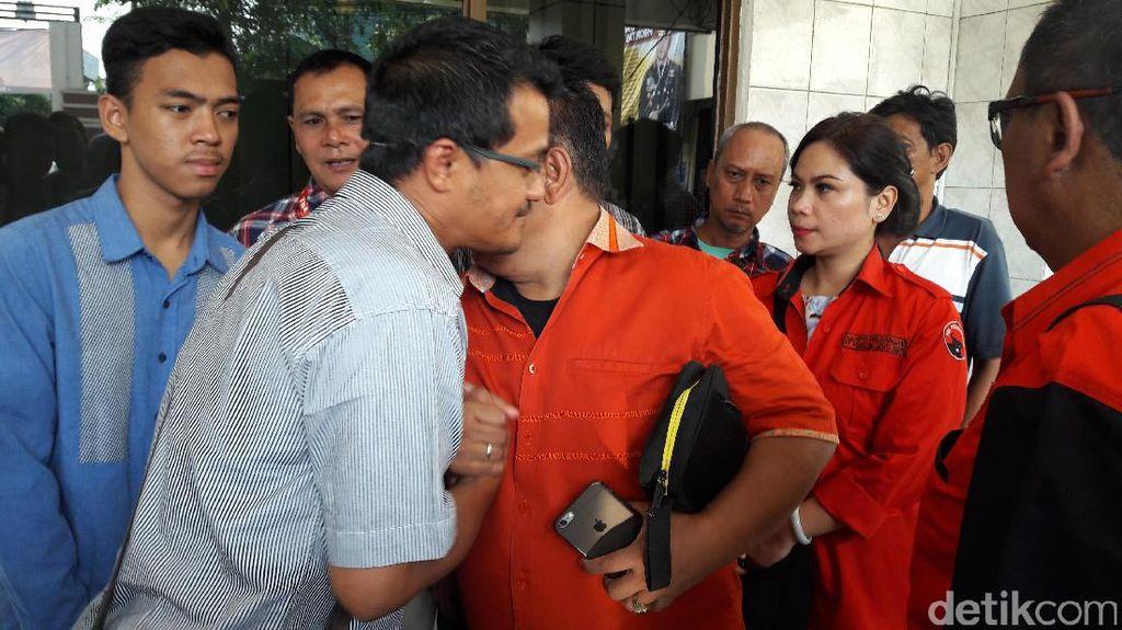 Timses Ahok yang Dipukuli di TPS Gambir Berdamai dengan Pelaku