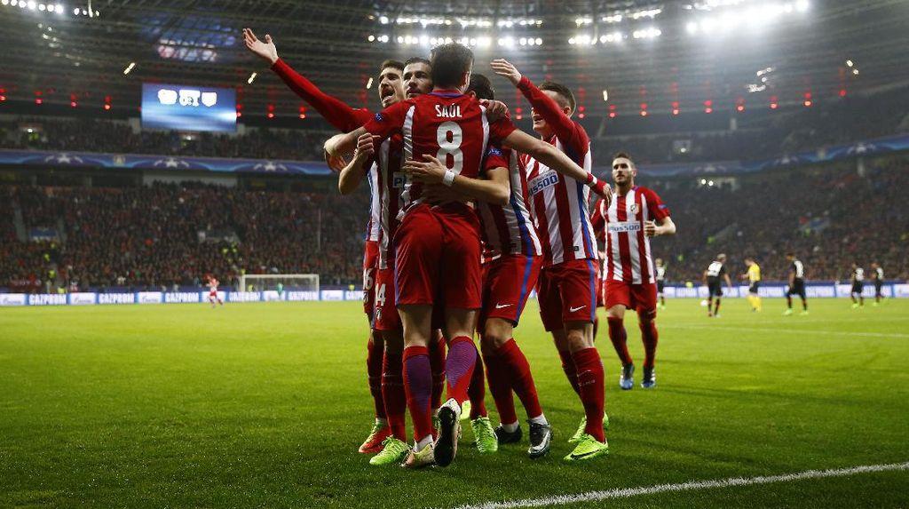 Atletico Hantam Leverkusen 4-2