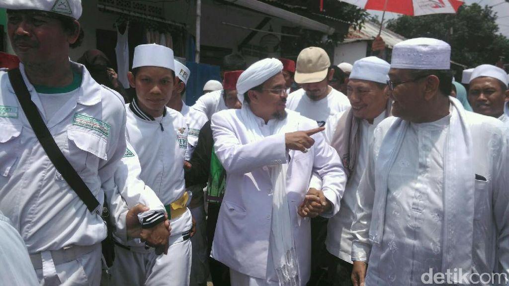 Jokowi Sebut Demokrasi Kebablasan, Apa Tanggapan Habib Rizieq?