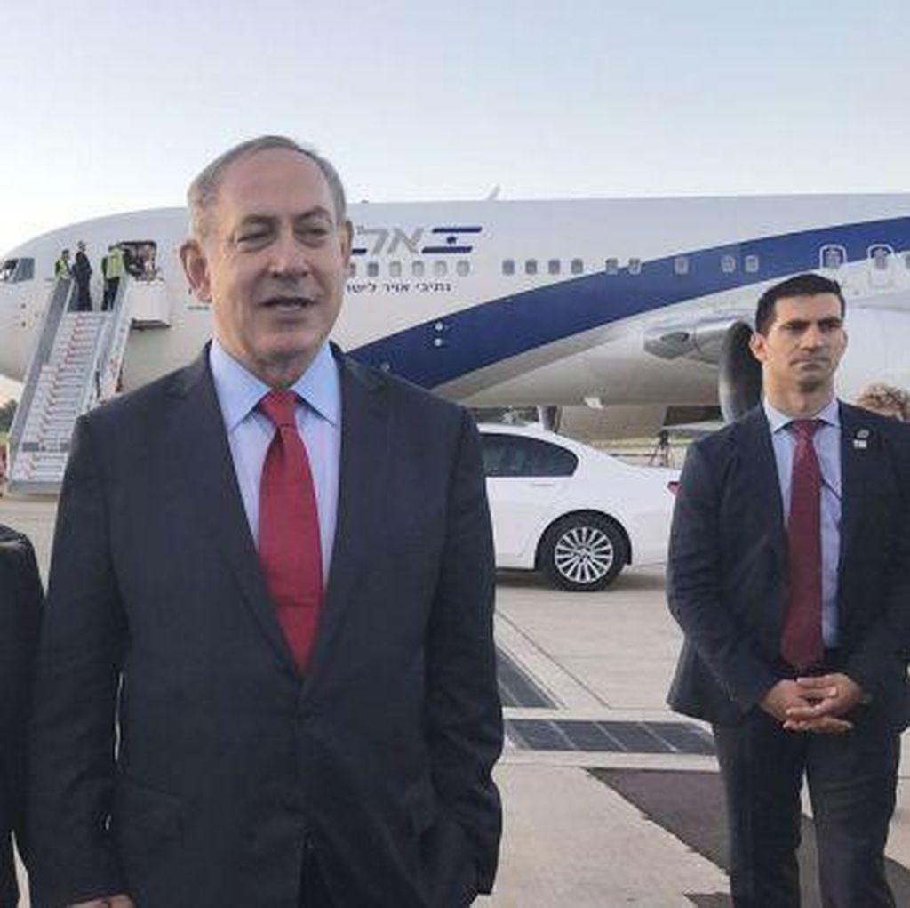PM Israel Mengunjungi Australia Pertama Kalinya