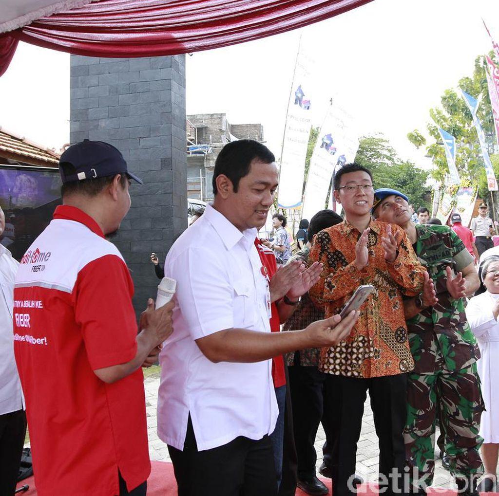 Wali Kota Semarang Apresiasi PT Telkom Indonesia Wujudkan Smart Home