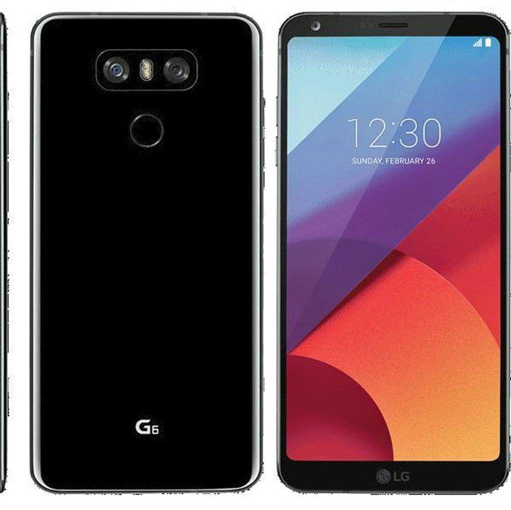 Wujud LG G6 dari Segala Sisi Telah Terungkap