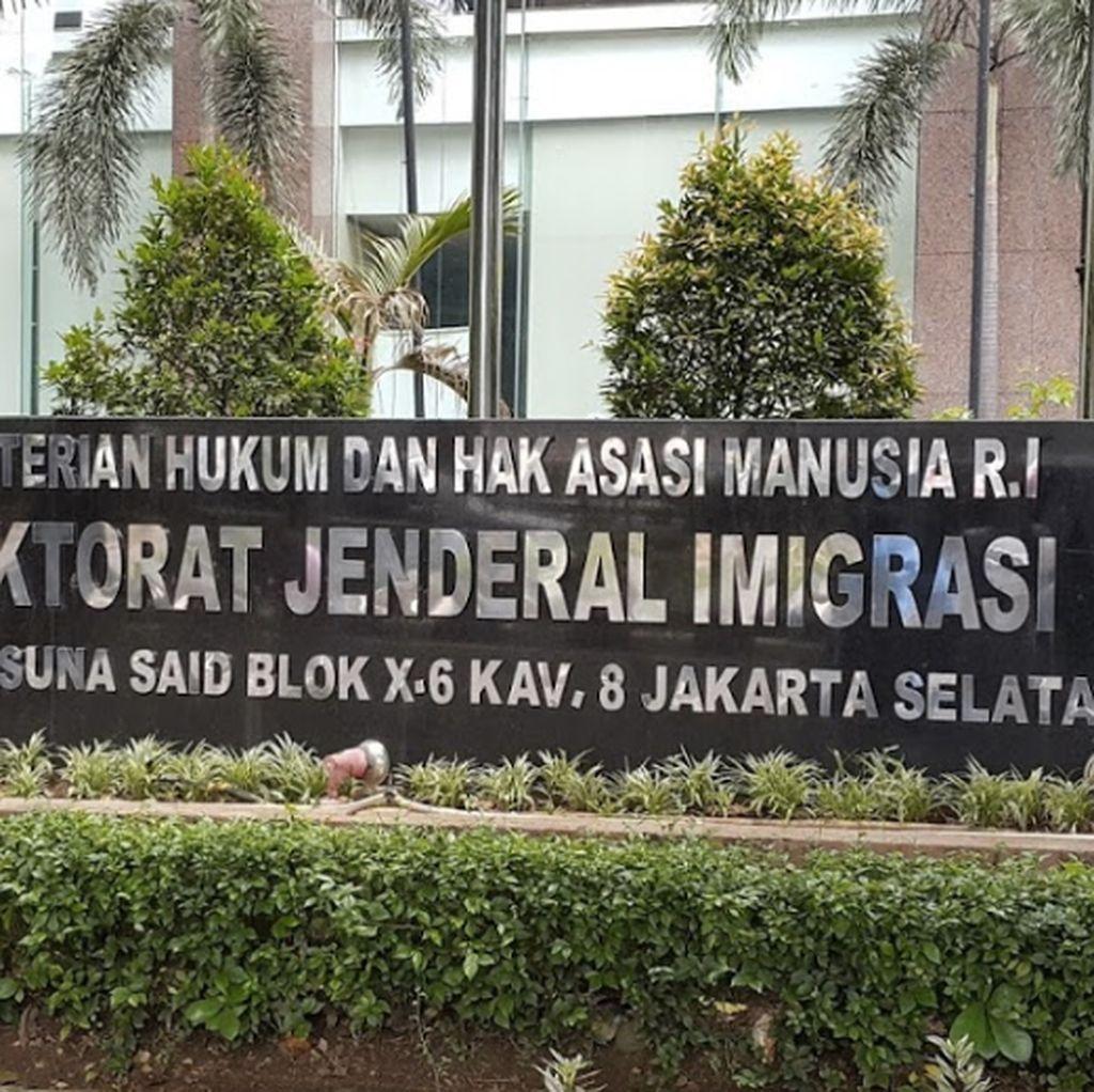 Penonaktifan 10 Pejabat Imigrasi Tak Terkait Penyalahgunaan Wewenang