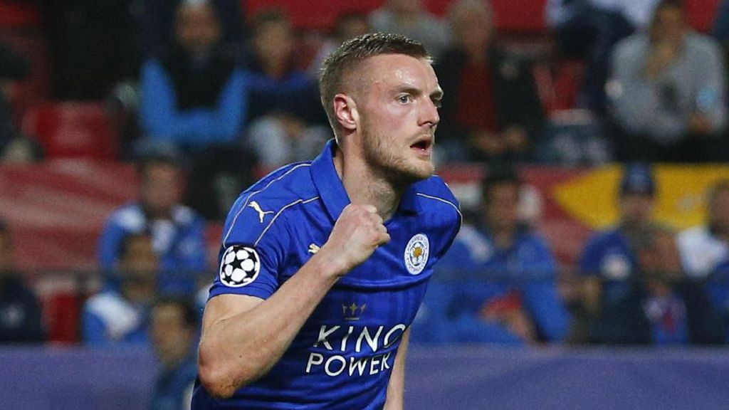 Vardy Menjaga Asa Leicester