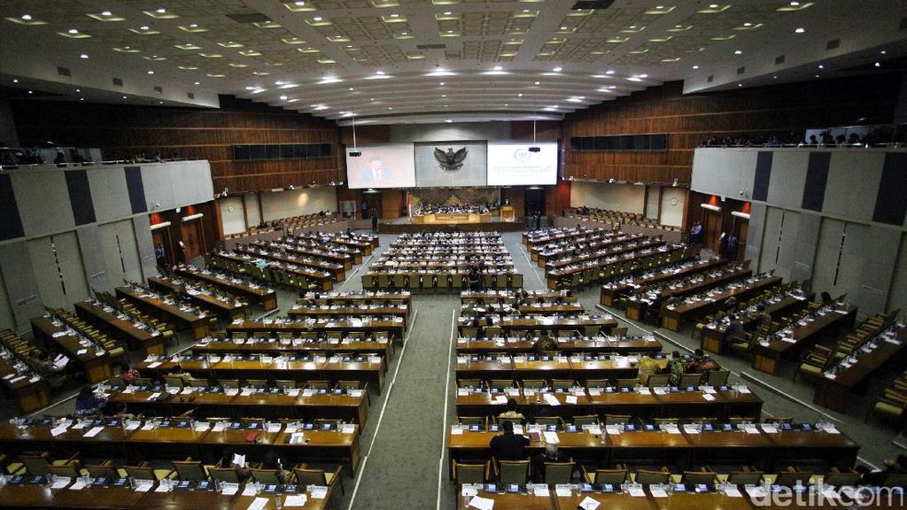 Jelang Paripurna, Pimpinan DPR Belum Terima Surat Soal Angket KPK