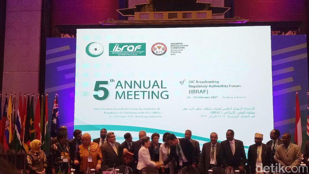 IBRAF Lahirkan Deklarasi Bandung Perangi Terorisme dan Islamophobia