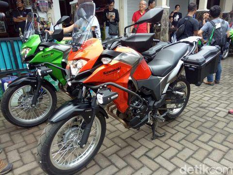 Menguji Kawasaki Versys-X 250 di Bromo