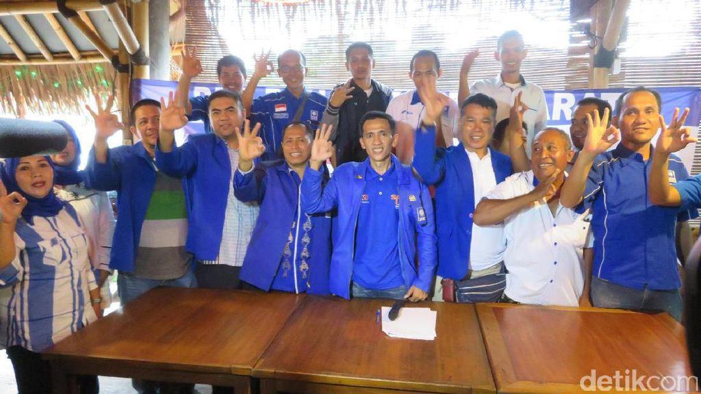 Mengaku Kantongi Izin DPW, PAN Jakbar Dukung Anies-Sandi