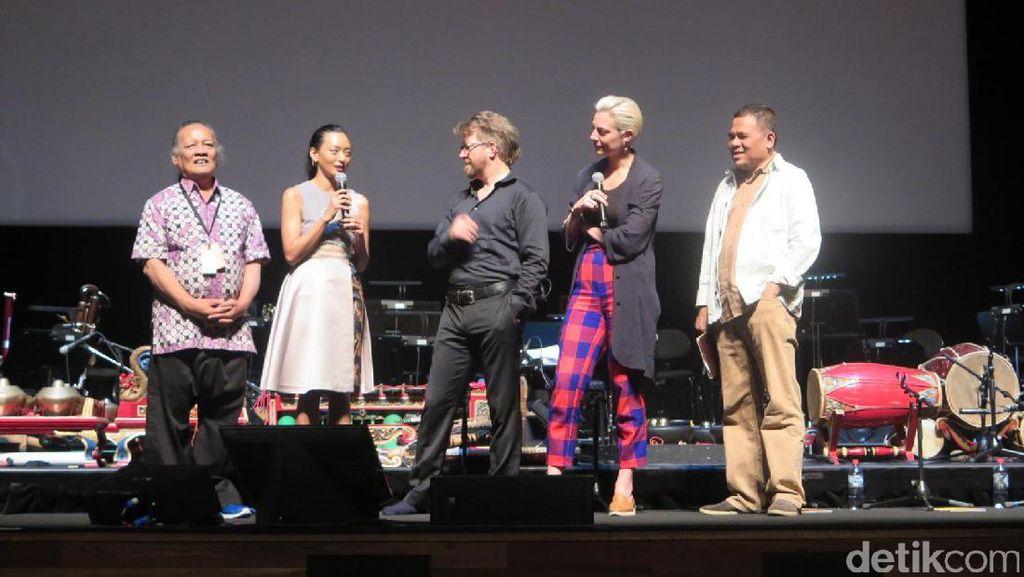 Rahayu Supanggah: Kolaborasi Seni Barat dan Timur Tak Boleh Saling Mencederai