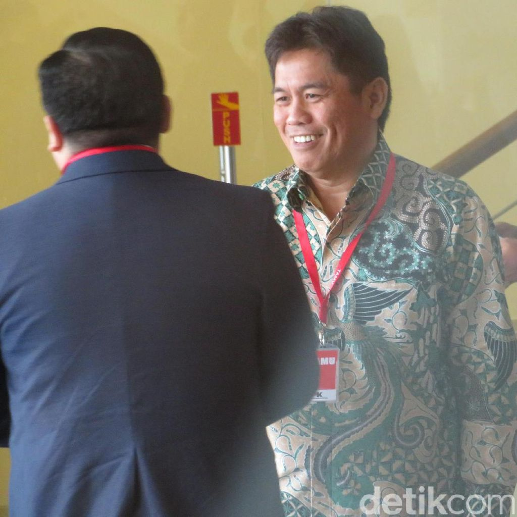 Musa Zainuddin Penuhi Panggilan KPK