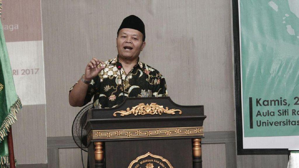 Sosialisasi 4 Pilar, Hidayat Nur Wahid Singgung Status Ahok