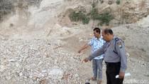 Penambang Kapur Tewas Tertimpa Batu di Jember