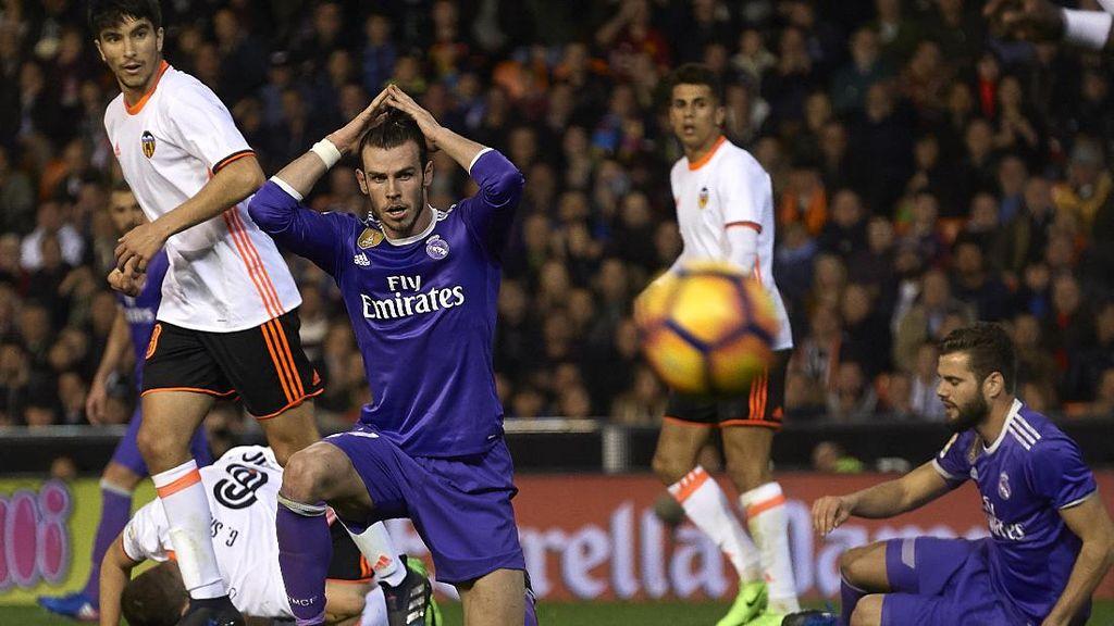 Bencana dalam 10 Menit untuk Madrid