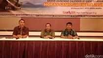 Dongkrak Kunjungan Turis, Samosir Luncurkan Kalender Wisata di Jakarta