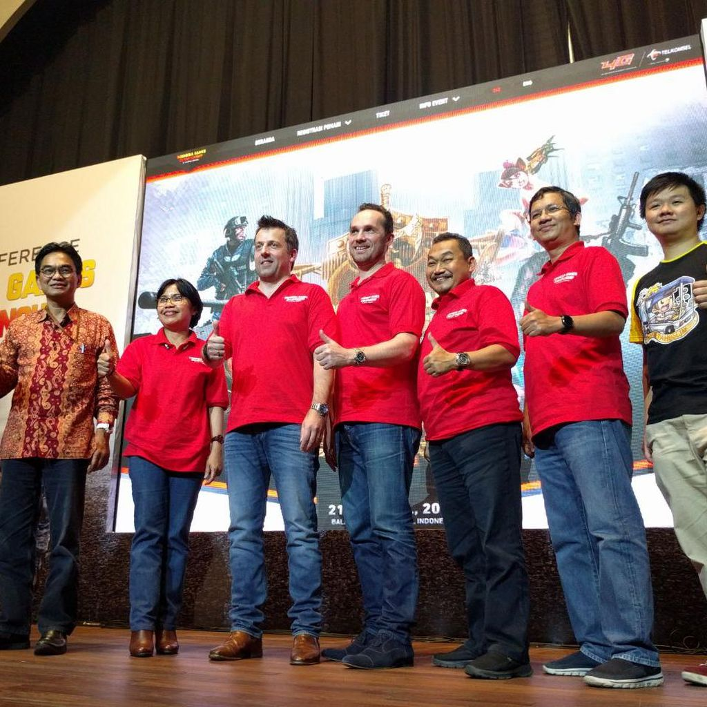 Indonesia Games Championship Tawarkan Hadiah Rp 500 Juta