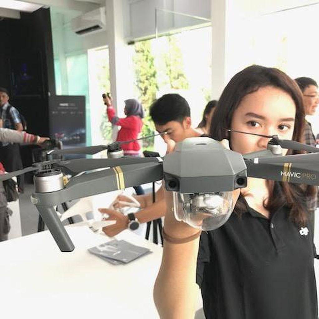 Harganya Setara Motor, Drone DJI Yakin Tetap Laku