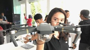 Menjelajah Toko Drone DJI Terbesar di Asia Tenggara