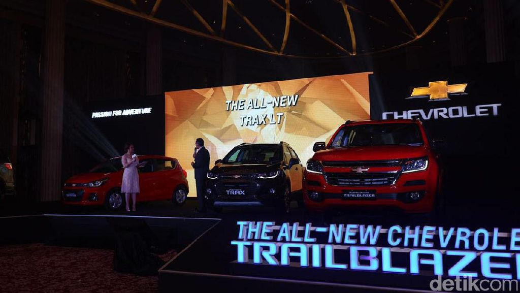 3 Model Anyar Chevrolet Ini Siap Puaskan Konsumen di Indonesia