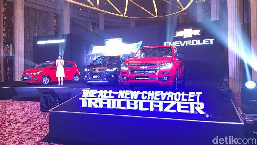 Ini Daftar Harga 3 Produk Baru Chevrolet