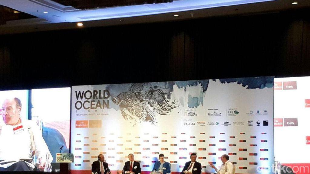 Di Depan Ratusan Delegasi Dunia, Luhut Bicara Pengelolaan Laut RI