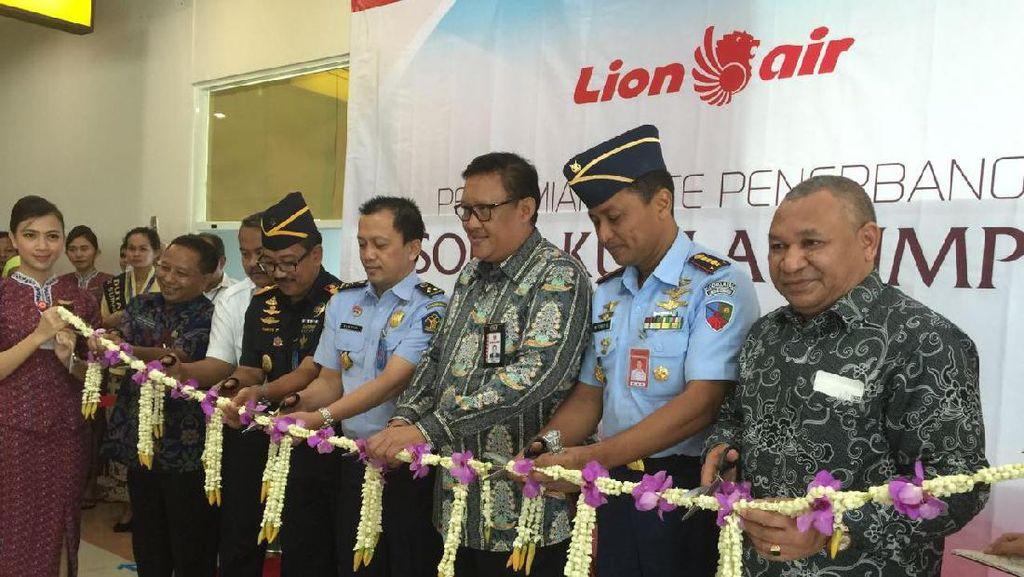 Luncurkan Rute Baru Solo-KL, Lion Air Buka Akses Joglosemar