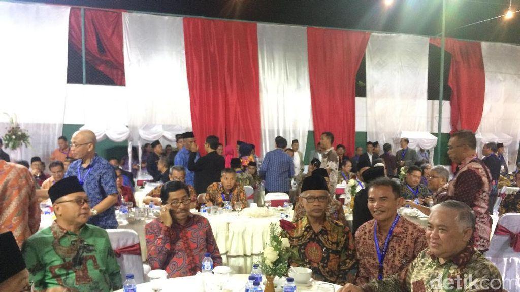 Potret Kebersamaan Ketua MPR dan Pimpinan Muhammadiyah di Maluku