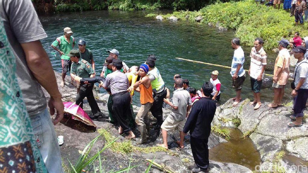 Selfie di Pinggir Sungai, 2 Mahasiswi Purwokerto Tewas Tenggelam