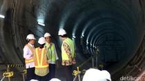 Bila MRT Rampung, Ahok Ingin Perlebar Trotoar di Jalan Sudirman