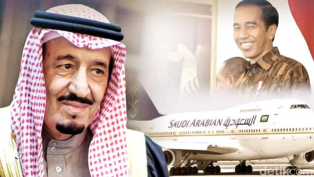 Lobi Jokowi soal Kuota Haji dan Kunjungan Balasan Raja Salman