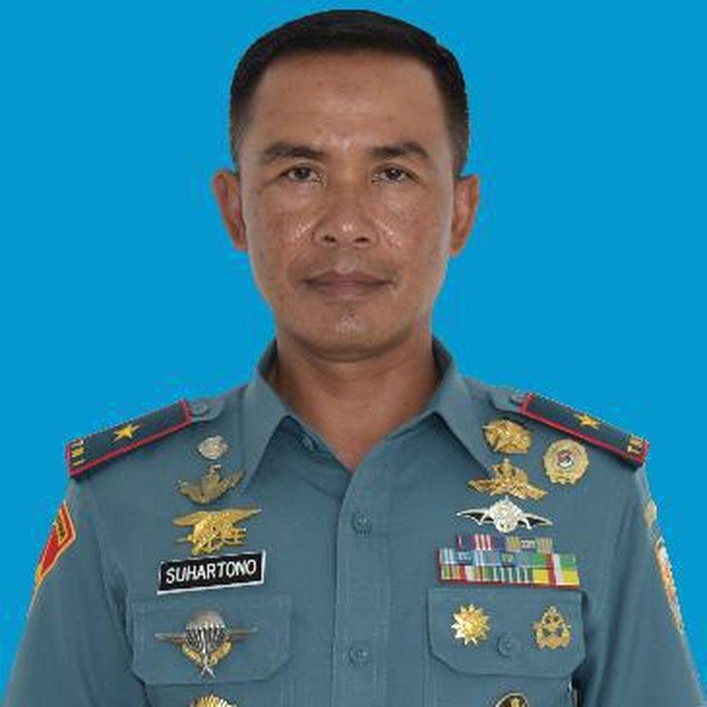 Suhartono, Danpaspampres Anyar yang Pernah Jadi Komandan Denjaka
