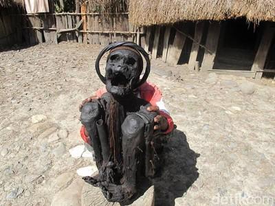 Indonesia Punya Mumi di Papua!