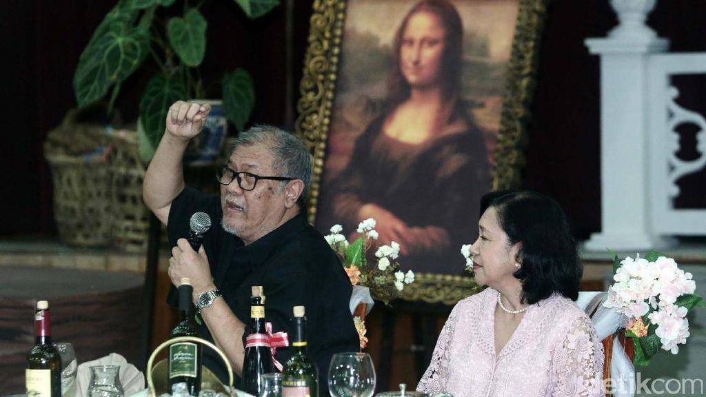 Animo Tinggi, Tiket Pentas Opera Ikan Asin Sudah Terjual 70 Persen