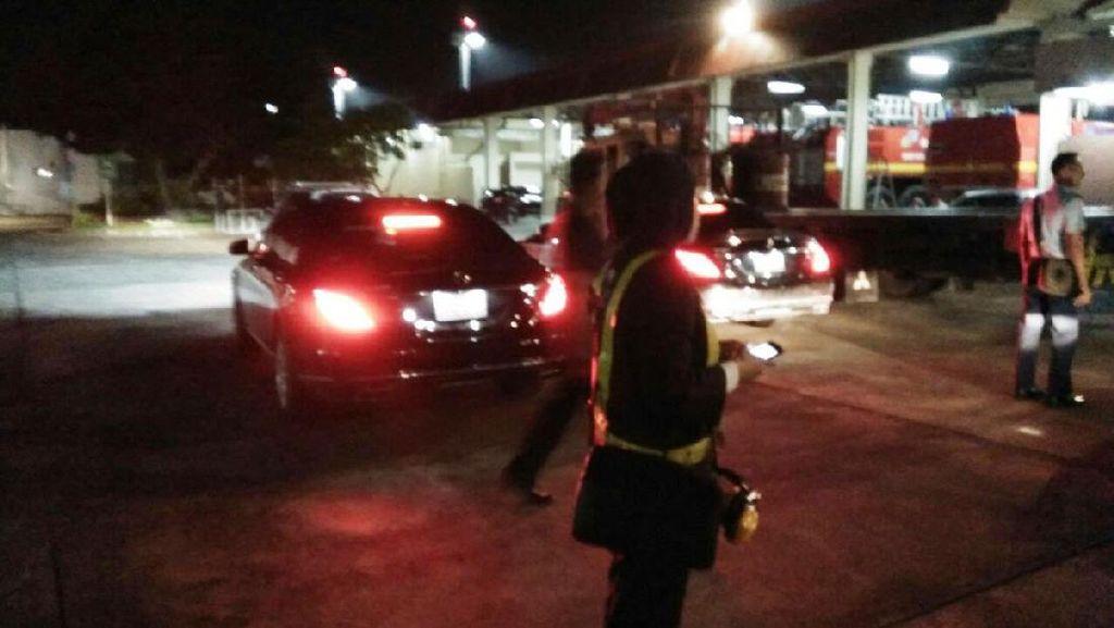 2 Unit Mercy S600 Milik Pangeran Arab Saudi Tiba di Denpasar