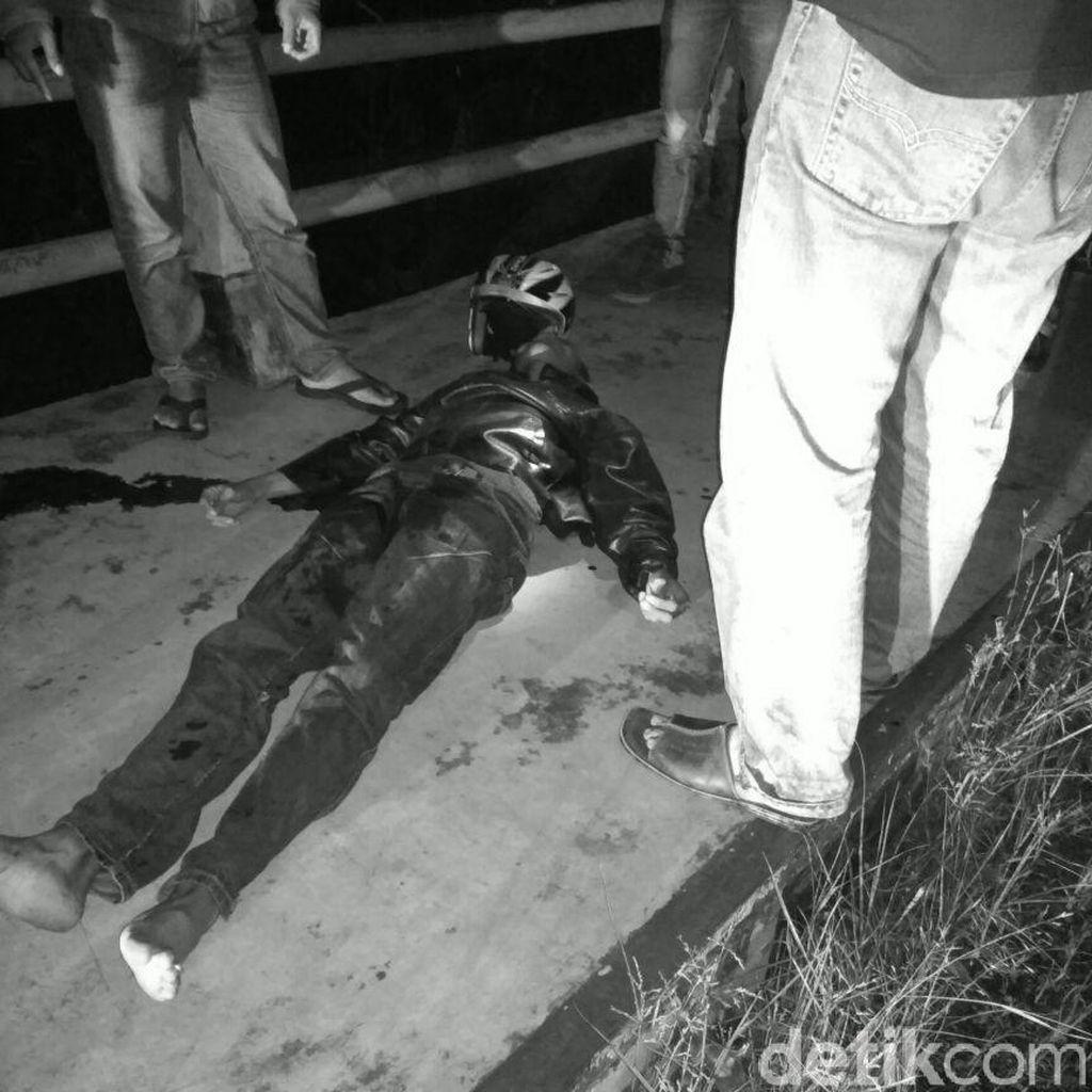 Warga Cirebon Tewas Dibegal di Depan Ponpes Al Kaushar Kuningan