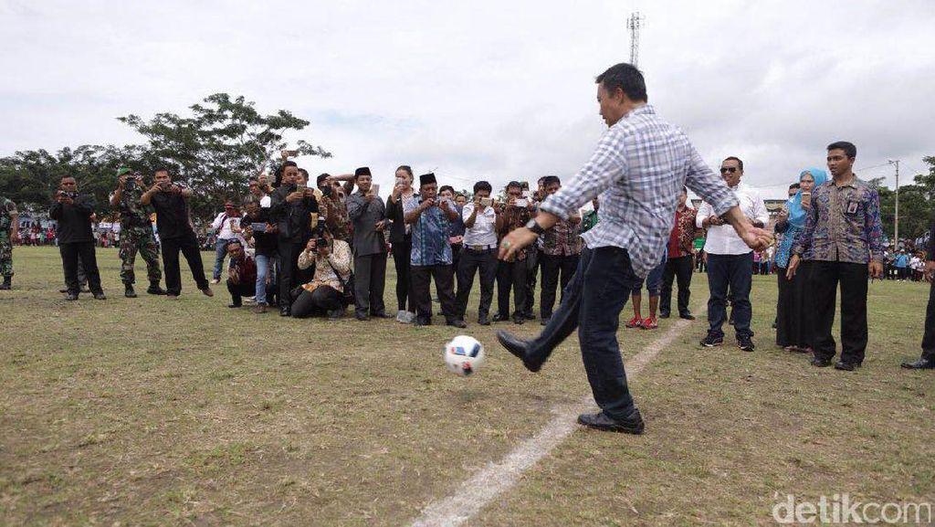 Kompetisi Usia Dini agar Nanti Indonesia Tak Lagi Andalkan Naturalisasi