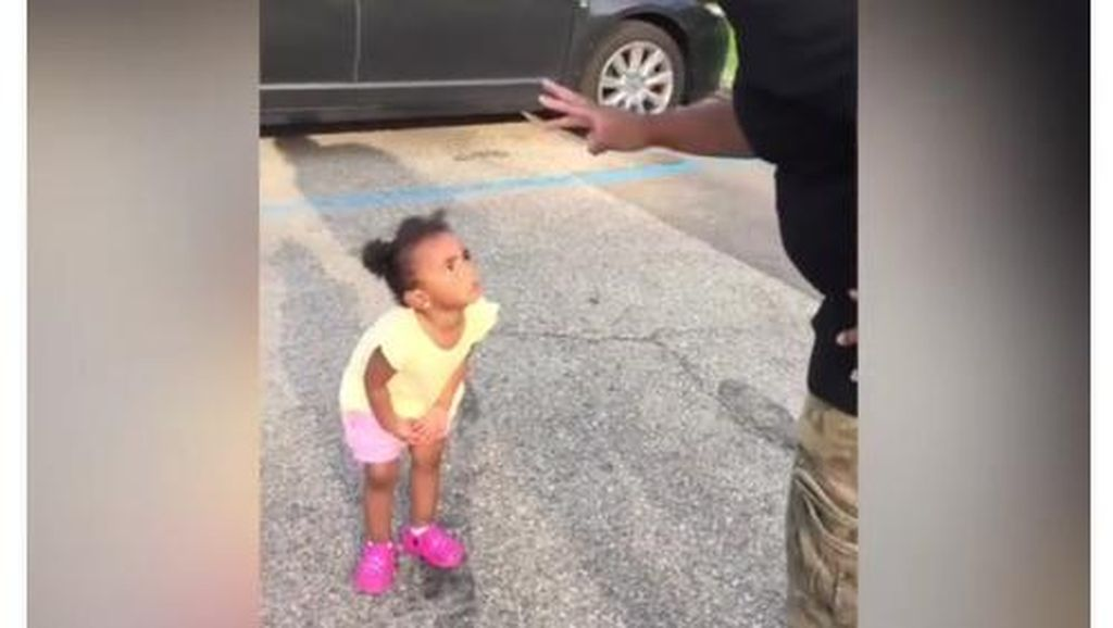 Lucu! Perdebatan Ayah dan Anak Saat Berhitung yang Jadi Viral