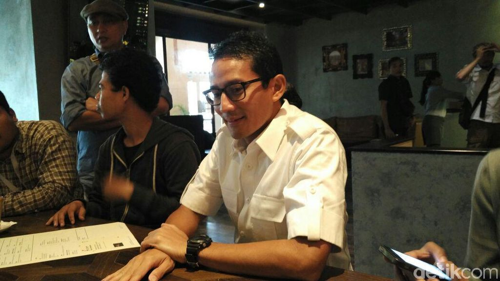 Hindari Penyalahgunaan, Sandiaga Patenkan Hak Cipta OK OCE