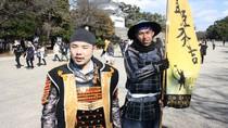 Bertemu Samurai di Kastel Nagoya Jepang