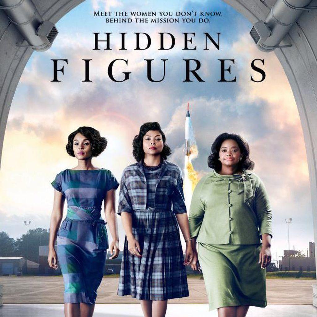 Hidden Figures Sempat Akan Dibintangi Viola Davis dan Oprah Winfrey