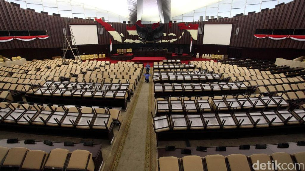 Raja Salman ke DPR, 1.600 Personel Disiagakan untuk Pengamanan