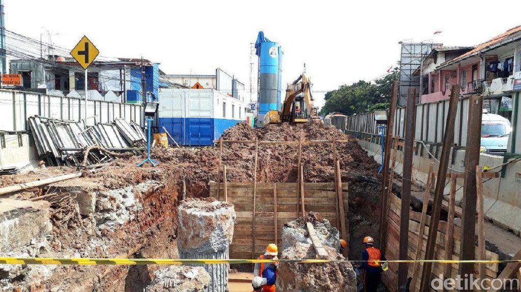 Proyek LRT Kelapa Gading-Velodrome Rampung Juni 2018