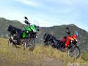 Beda Si Hijau Versys City Version dan Tourer Version