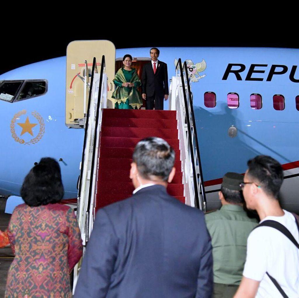 Jokowi Bertolak ke Australia untuk Kunjungan Kenegaraan