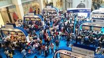Aneka Tiket Promo Pesawat di Singapore Airlines BCA Travel Fair 2017