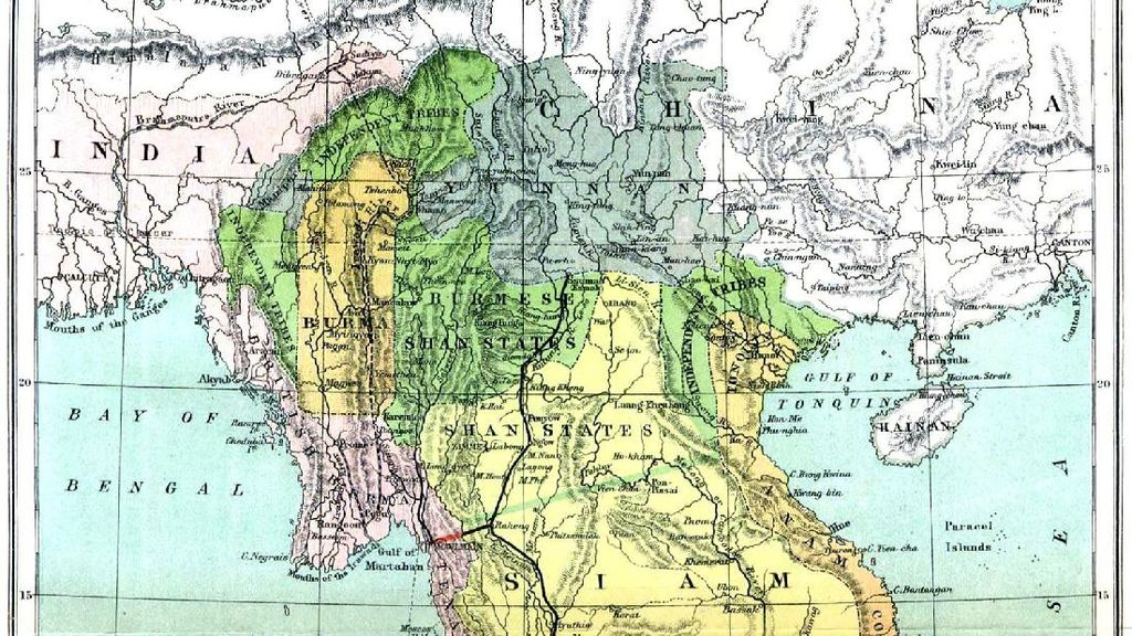 Tentang Indochina yang Sedang Ramai Jadi Bahasan