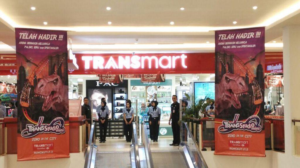Telah Dibuka Transmart Rungkut Surabaya dengan Konsep 4 in 1