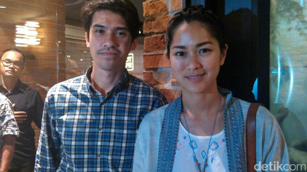 Percintaan Prisia Nasution, Berawal Cinlok Berujung Nikah