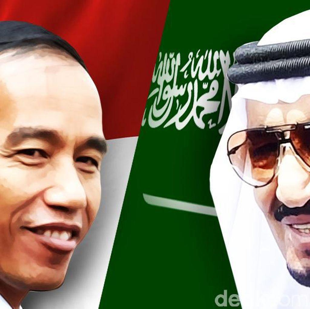 Menakar Agenda Politik Raja Salman dan Permainan Cantik Jokowi