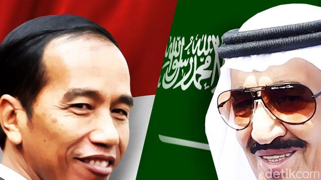 Ini Komentar Darmin Soal Kedatangan Raja Salman