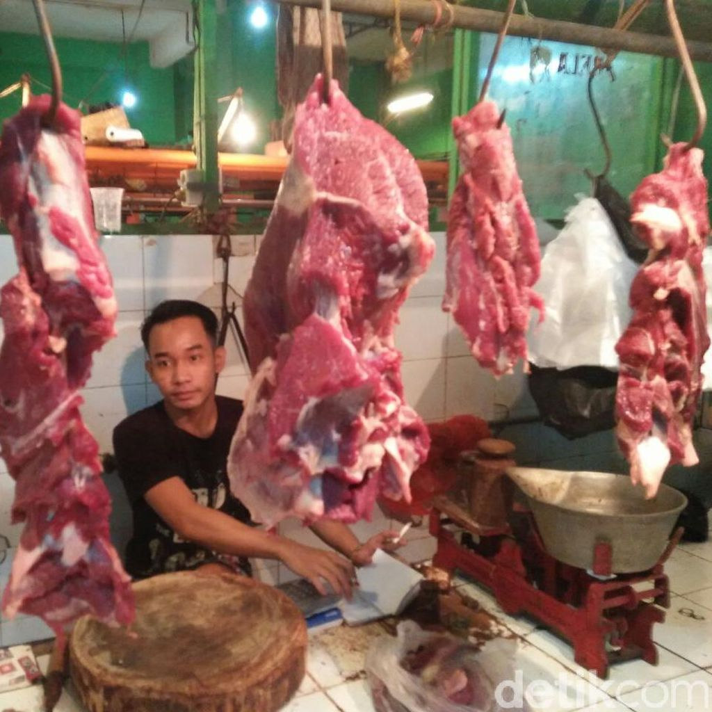 Harga Daging Sapi Terus Naik Sejak Bulan Puasa 2013